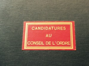 Paris Bar Council