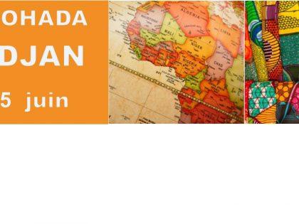 Laurence Kiffer interviendra lors d'une Conférence sur l'arbitrage international à Abidjan du 23 au 25 juin…