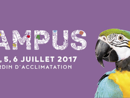 Laurence Kiffer speaks at Campus Paris 2017