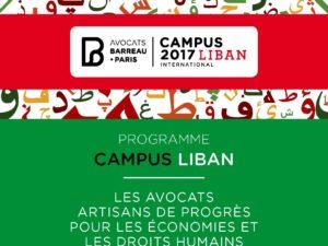 Laurence Kiffer a contribué à l'organisation du Campus Liban