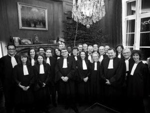 Le 16 décembre 2015, Laurence Kiffer a été élue Membre du Conseil de l'Ordre du Barreau de Paris.