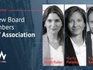 Paris Arbitration Week Association elects its new Board Members